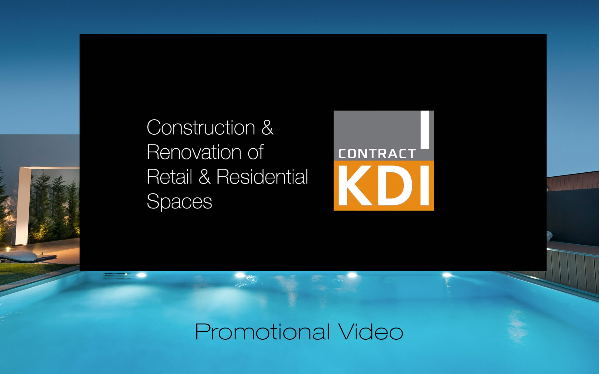 company video KDI