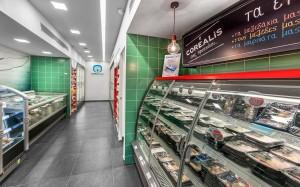 COREALIS Παλαιό Φάληρο interior design