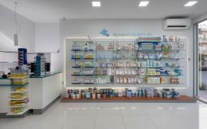 Φαρμακείο Ρασσιά ταμείο-συρταριέρα-έπιπλα