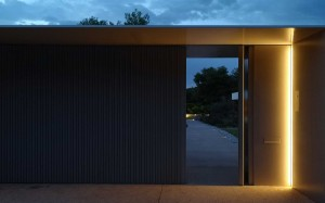 Κατοικία Κηφισιά εξωτερική όψη-είσοδος