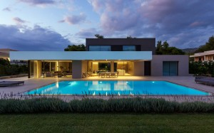 Κατοικία Κηφισιά κατασκευή πισίνα