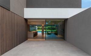 Residence Kifisia construction minimal design