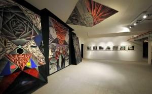 Athens Biennale Heaven 2009 colors