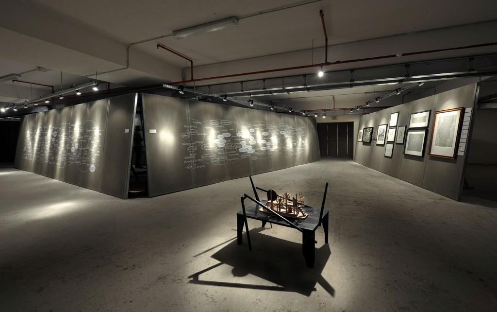 KDI CONTRACT Athens Biennale Heaven 2009