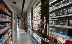 Sakopoulos Pharmacy interior design-shopfittings