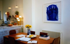 Διαμέρισμα Κουκάκι εσωτερικός χώρος διαμερίσματος