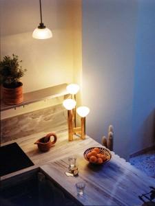 Apartment Koukaki construction interior design
